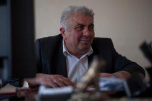 Martakert Mayor Misha Gyurjyan
