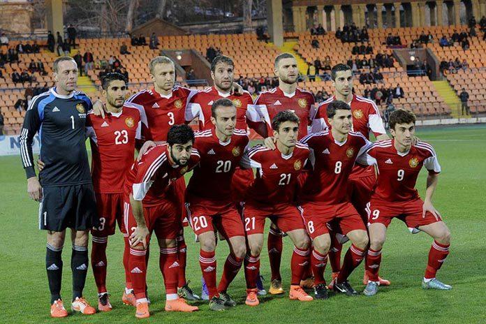 Armenian soccer