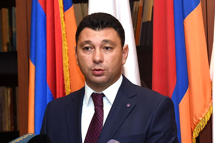 Eduard Sharmazanov (Photo: Photolure)