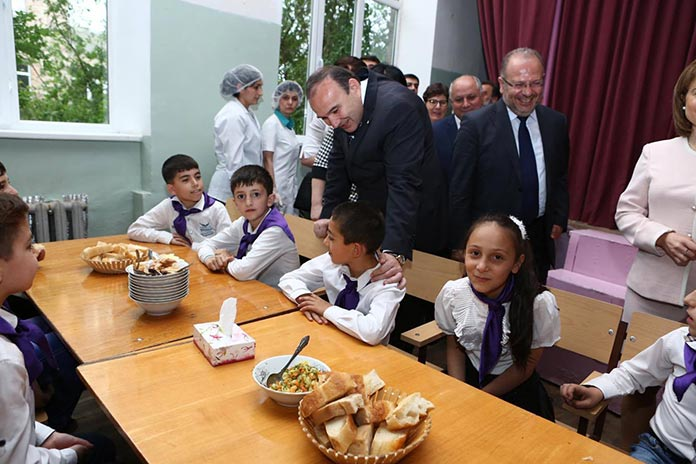 Photo: Ministery of Education and Science of Armenia