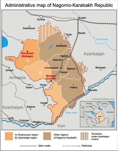 Historical Maps of the Caucasus