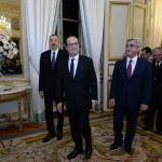 "Paris Talks Over: Parties to Karabakh conflict agree to continue ""high-level negotiations"""