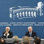 Iranian FM: EEU membership good for Iran-Armenia-Russia relations