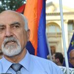 Hayrikyan's Protest: Soviet-era dissident says president's decision on joining Russian-led bloc wrong