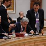"Analysis: Questions remain over ""compromise"" on Karabakh after Armenia signs EEU accession treaty"