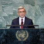 """To Hell With Your Ratification"": Prez. Sargsyan says Yerevan considers recalling Turkey-Armenia protocols"
