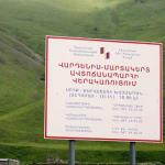 Vital Link: Armenian Government allocates funds for second road to Karabakh