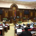 "Armenian lawmakers pass 2014 state budget after ""heated"" debate"