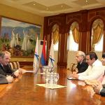 Joint Move: Ter-Petrosyan-Tsarukyan meeting ushers in 'hot' political autumn in Armenia