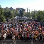 Rally Time: Non-governing 'troika' in provinces drumming up support for Yerevan gathering