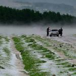 Risky Agriculture: Hailstorms again wreck havoc in Armenian rural economy