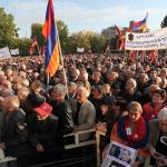 "Politics: Troika gives Sargsyan ""another chance"""