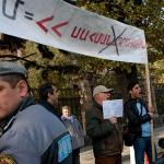 Protest over treaty: Armenian activists call on Constitutional Court to overrule EEU membership