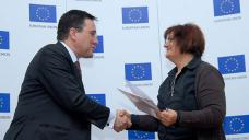 Armenia, EU sign raft of agreements on further cooperation