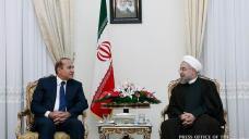 Iran ready to assist Armenian initiatives, says President Rouhani