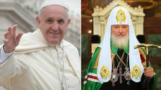 Historic Meeting: Situation of Christians in Mideast to be addressed by Patriarch Kirill, Pope at unprecedented talks