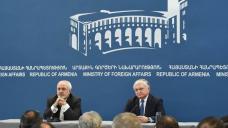 Iranian FM: EEU membership good for Iran-Armenia-Russia relations