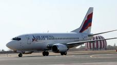 Air Armenia: National carrier suspends flights till winter