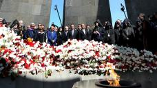 "Turkish PM's statement is ""advanced form of Armenian Genocide denial"", says top official in Yerevan"