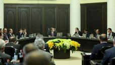 New PM presides over first Cabinet meeting under his leadership