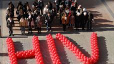 AIDS Day: 140 people diagnosed positive in Armenia in 2015