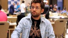 Chess: Aronian loses, drops out of Baku World Cup