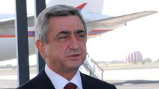 Armenian president to visit United States