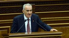 Armenia has no political prisoners, says parliament speaker