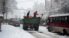 Yerevan Municipality: Snow removal work underway in administrative districts