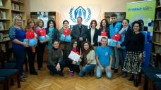 Integration Through Education: Syrian Armenian benefit from UN refugee agency's program