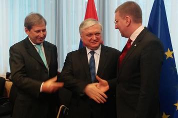 Armenia-EU: Brussels opens door to Association Agreement with Yerevan