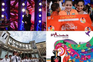Arts & Culture in 2014: Traditional events make up backbone of Armenian cultural life