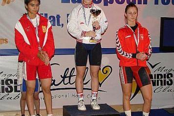 Ծանրամարտ. հայ մարզուհին արժանացել է Եվրոպայի չեմպիոնի կոչման