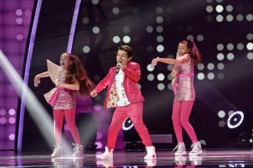 Silver Finish: Armenia's Mika wins second prize at Junior Eurovision 2015