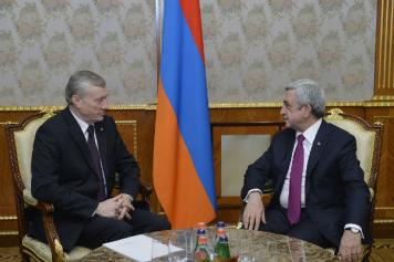 Action Plan: CSTO chief visits Armenia to discuss rotating presidency programs