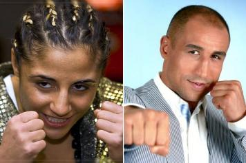 """""""Royal"""" Recognition: Armenian """"king"""" and """"queen"""" pugilists voted best in Germany"""