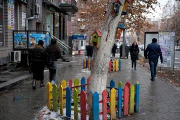 """""""Colorful"""" Yerevan"""