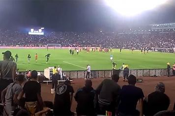 Balkan Brawl: Armenia's soccer rivals poised for UEFA punishment after on-pitch violence