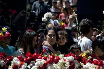 Victims remembered on Armenian Genocide anniversary
