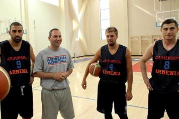 Basketball: Armenia to host 2014 Division C Europe Championship