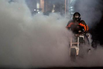 Bikers From Hell: Motorcycle noise becomes largely unwelcome part of Yerevan sounds