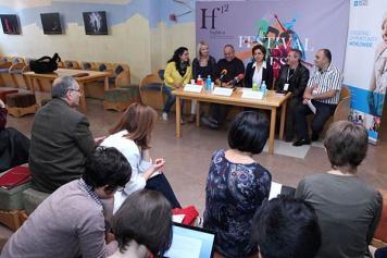 High Fest, 12th edition: Annual performing art festival again brings drama to Yerevan