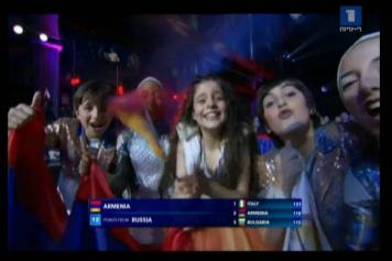 Junior Eurovision 2014: Armenia takes third place in contest won by Italy