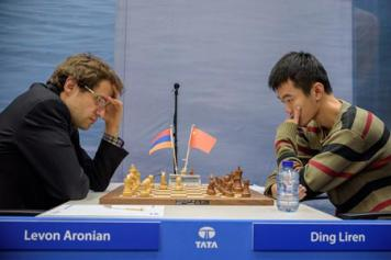 Chess: Aronian finishes 10th at Tata Steel