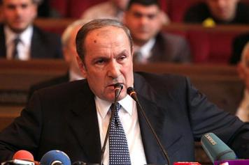 "LTP on Constitutional Reform: First president says Sargsyan wants to ""eternalize his power"""