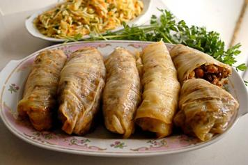 Roll Something Tasty for Fasting: Pasuts tolma