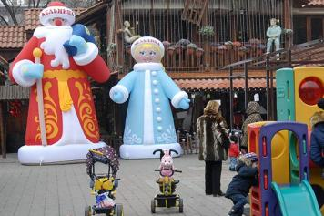 Preparing to see in 2015: New Year, old traditions in Armenia