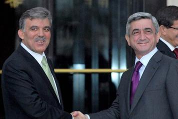 """Five Years after """"Football Diplomacy"""": Armenia's FM attends inauguration, invites Erdogan to centennial"""