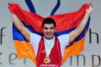 Ծանրամարտ. հայ մարզիկը նվաճել է Եվրոպայի չեմպիոնի կոչումը