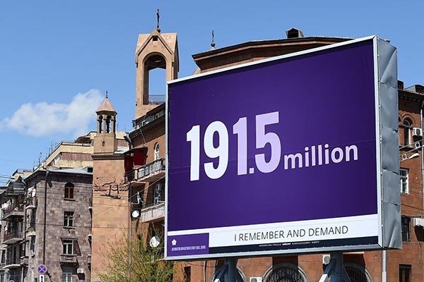 Spanish municipality recognizes Armenian Genocide